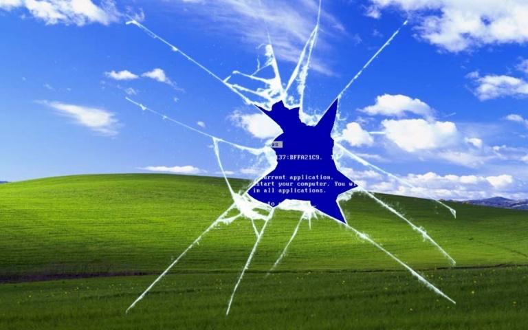 img - Microsoft Broken Windows