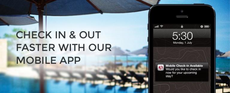 portfolio - Marriott-CheckIn-Mobile-App