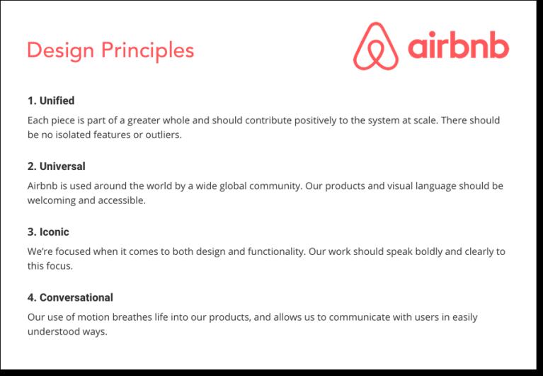 img - design principles airbnb