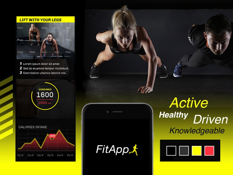 FitApp - StyleTile