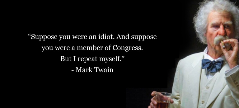 img - congress mark twain quote