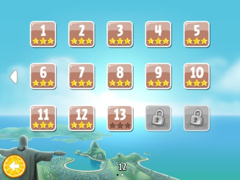 img - unlock levels angry birds