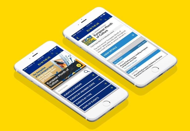 portfolio - mobile screens 1